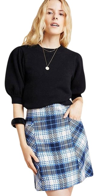 Item - Blue New Plaid By Maeve Skirt Size 2 (XS, 26)