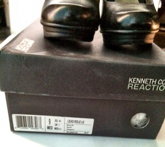 Kenneth Cole Black Athletic