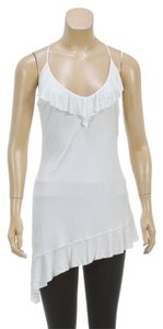 Mugler Top White