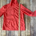 Columbia Sportswear Company Red Orange Coral Omni-shade Windbreaker Jacket Size 8 (M) Columbia Sportswear Company Red Orange Coral Omni-shade Windbreaker Jacket Size 8 (M) Image 12