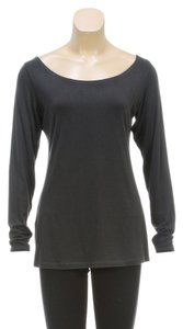 Pamela Barish Top Gray