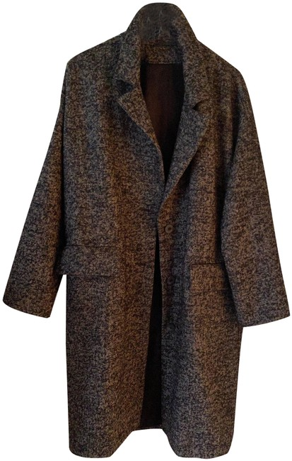 Item - Night (Brown and Black) Xerus From Berlin Germany Coat Size 8 (M)