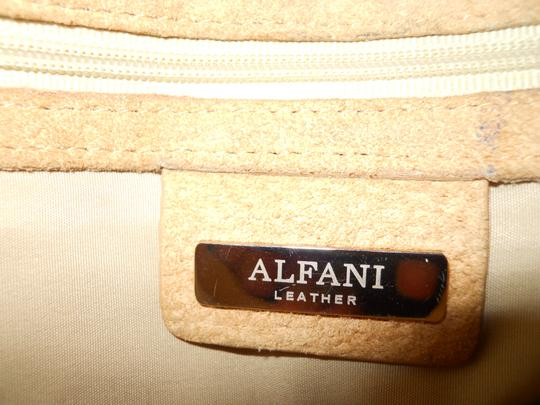 Alfani Lether Gb Leather Hobo Bag