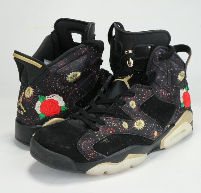 "Item - Multicolor Air Jordan Retro 6 ""Chinese New Year"" Shoes"