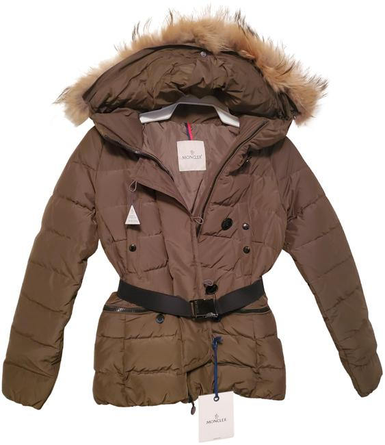 Item - Olive Quilted Ladies Jacket Size 0 (XS)