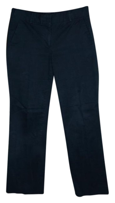 J.Crew Navy Mid Rise Dress Pants Size 2 (XS, 26) J.Crew Navy Mid Rise Dress Pants Size 2 (XS, 26) Image 1