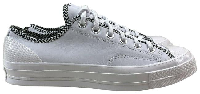 Item - White Black All Star 565370c Chuck Taylor 70 Ox Mission-v Sneakers Size US 10 Regular (M, B)