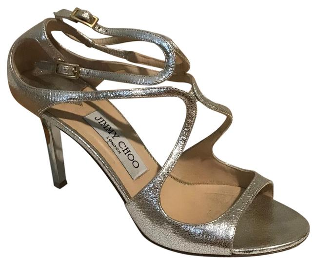 Item - Silver Na Formal Shoes Size US 7.5 Regular (M, B)