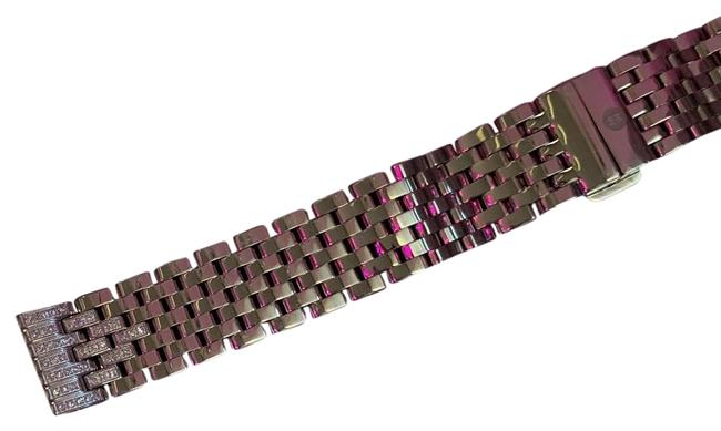 Item - Stainless Steel Ms16gd235009 Diamond Bracelet (Band) For A Deco Mid Ii