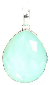 Ippolita IPPOLITA STERLING SILVER ROCK CANDY JUMBO TEARDROP AQUA ENHANCER