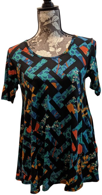 Item - Multi-colored Perfect T Tee Shirt Size 00 (XXS)