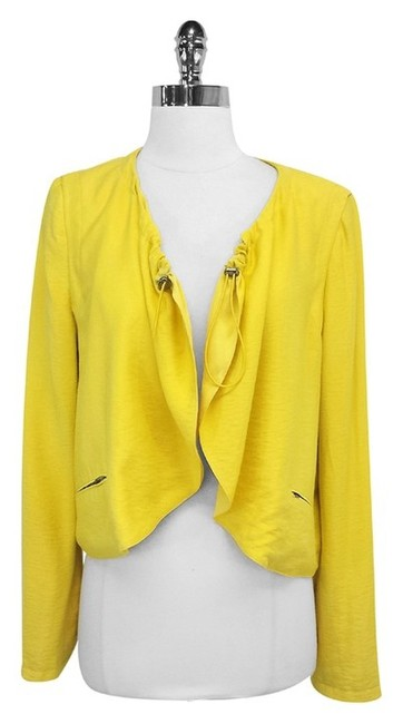 Preload https://item1.tradesy.com/images/elizabeth-and-james-yellow-drawstring-collar-size-10-m-2827045-0-0.jpg?width=400&height=650