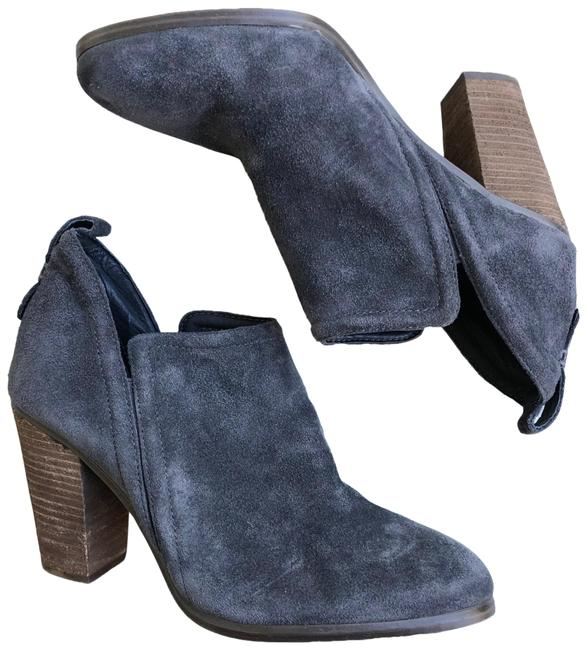 Item - Gray Francia Suede Ankle Boots/Booties Size US 10 Regular (M, B)