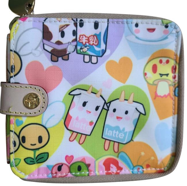 Item - Colorful Cute Couples Wallet