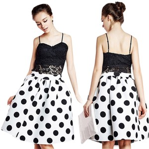 Boutique Skirt B&W