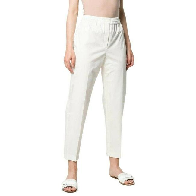 Item - White Easy Trouser Classic Chino St Pull-on Sea Salt Off-white Large Pants Size 4 (S, 27)