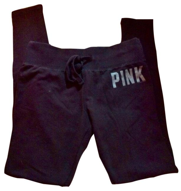 Item - Black Lined Yoga Sports Activewear Bottoms Size 2 (XS, 26)