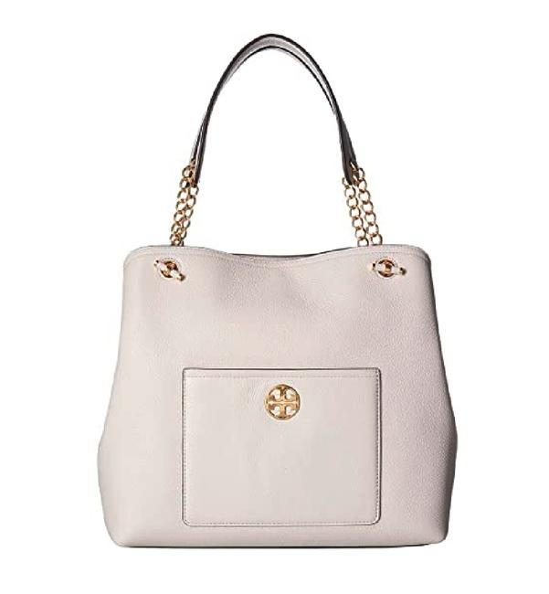 Item - New Chelsea Slouchy Ivory Leather Tote