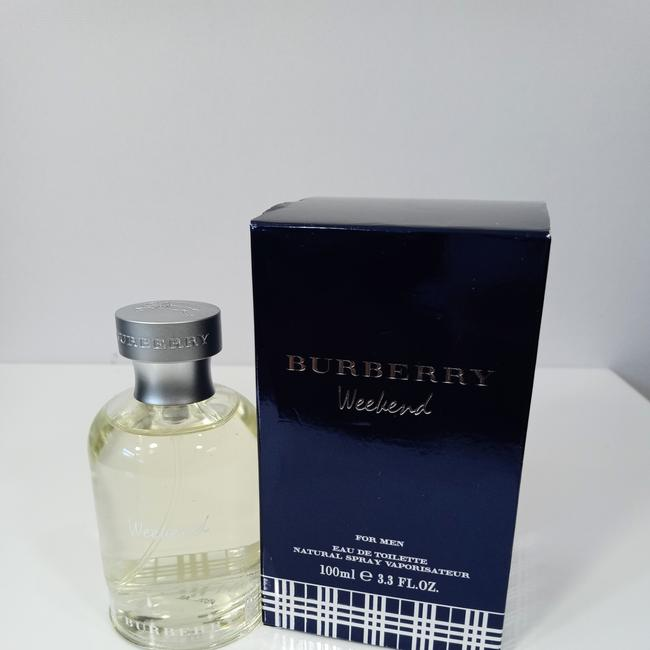 Item - Blue Box Silver Cap Weekend For Men Fragrance