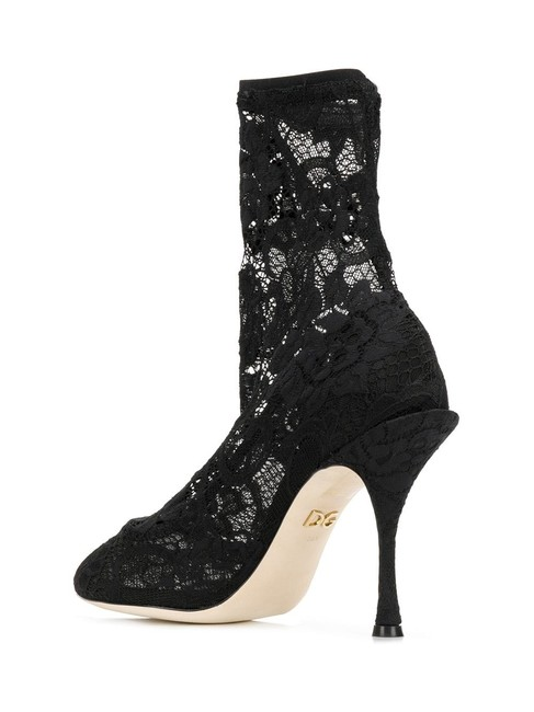 Item - Black Dolce and Gabbana Boots/Booties Size EU 38 (Approx. US 8) Narrow (Aa, N)