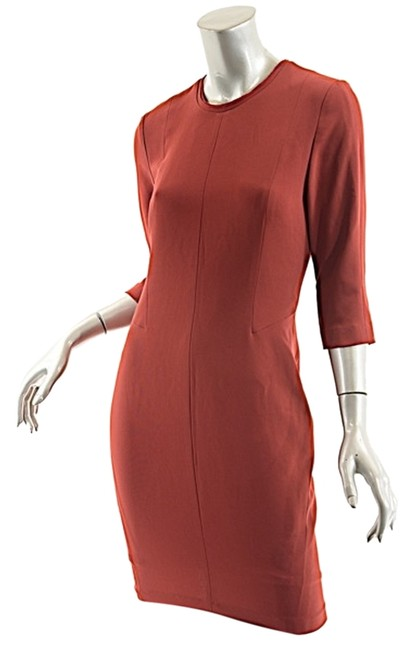 Preload https://item1.tradesy.com/images/rag-and-bone-red-triacetate-blend-crepe-34-sleeve-us-usa-knee-length-short-casual-dress-size-4-s-2828155-0-0.jpg?width=400&height=650