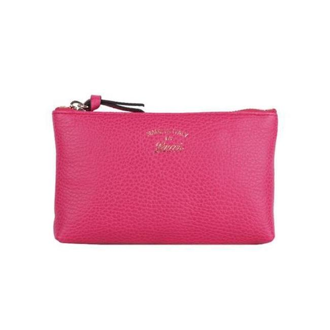 Item - Pink Swing Women's Blossom Zip Pouch Small 368880 Cosmetic Bag