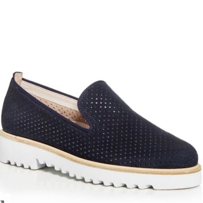 Item - Navy Cailey Platforms Size US 9 Narrow (Aa, N)