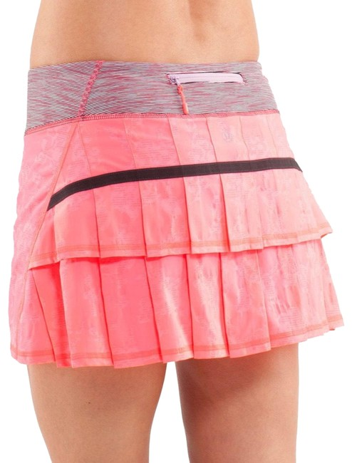 Item - Neon Coral Flash Pace Setter Activewear Bottoms Size 4 (S)