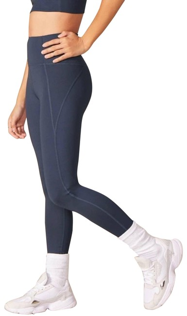 Item - Blue Compressive Hi Rise Activewear Bottoms Size 8 (M, 29, 30)