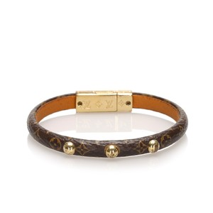 Item - Brown Monogram Yummy Bracelet