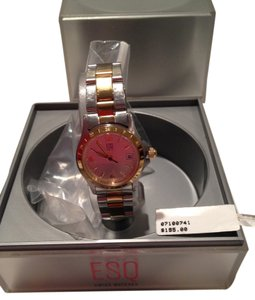 ESQ Beautiful silver/gold ESQ watch from the makers of Movado