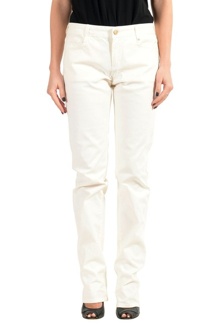 Item - Off White Gf Women's Straight Leg Jeans Size 30 (6, M)