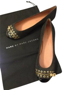 Marc by Marc Jacobs Designer black Flats