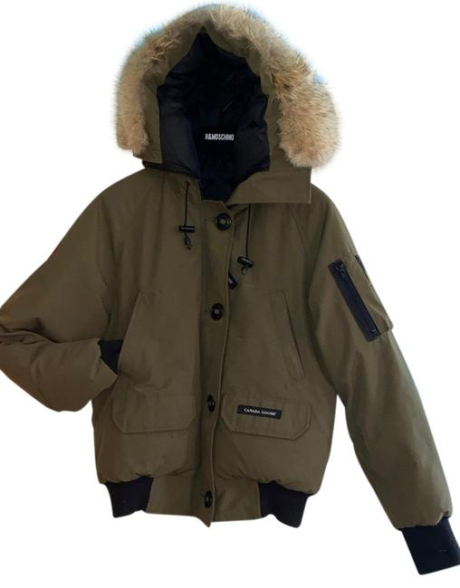 Item - Green Chilliwack Bomber Coat Size 6 (S)