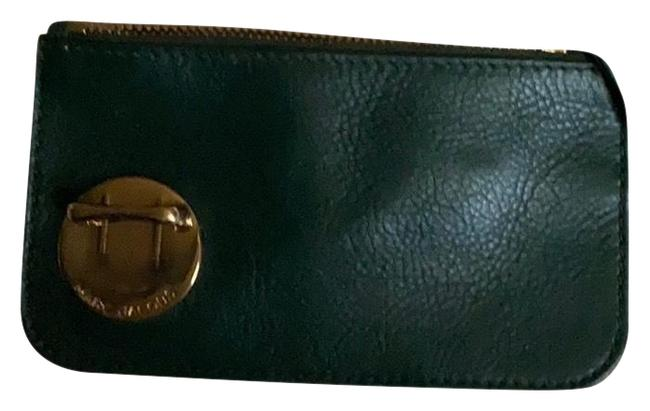 Item - Green Leather Coin Purse. Nwot Wallet