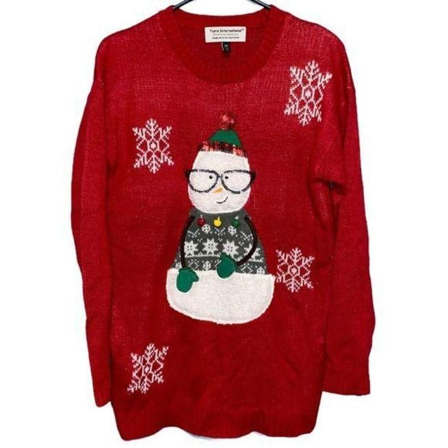 Item - Ugly Christmas Red Sweater