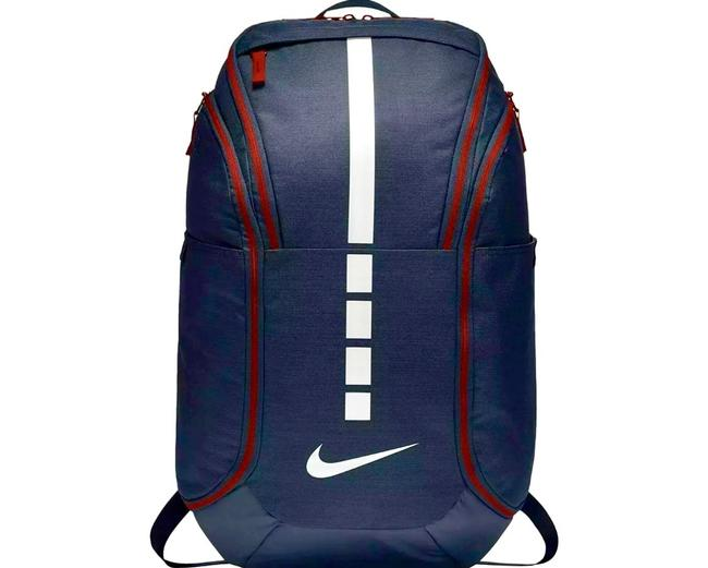 Item - Hoops Elite Pro Large Red White Blue The Navy Black Gold Available In A Separate Listings Backpack