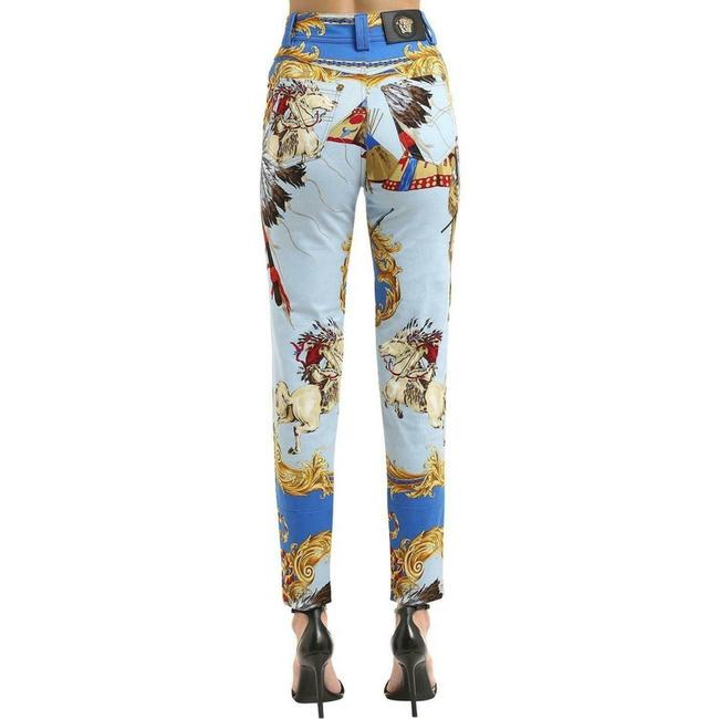 Item - Multicolor Collectable Vintage Native Americans Straight Leg Jeans Size 28 (4, S)