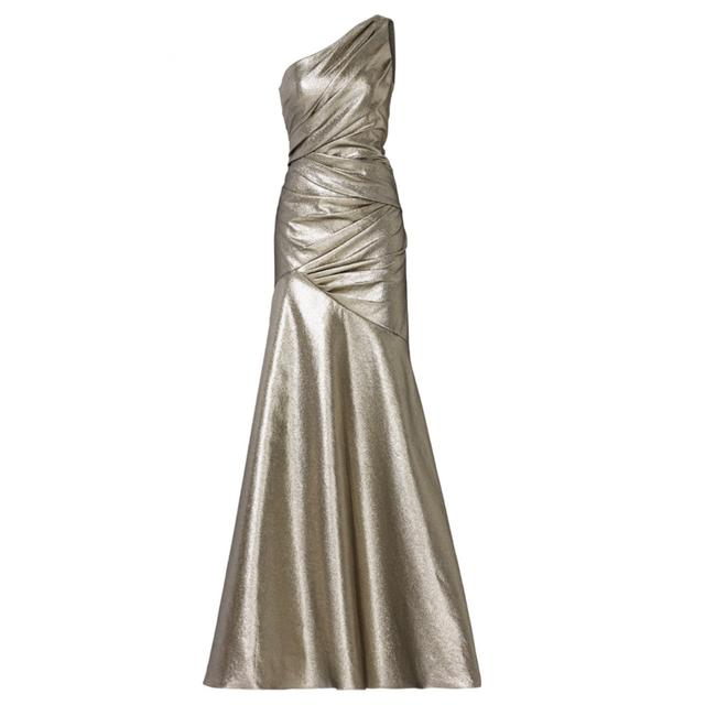 Item - Silver • Liquid Gown Long Cocktail Dress Size 2 (XS)
