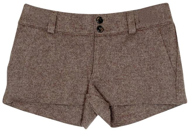 Item - Brown Shorts Size 4 (S, 27)