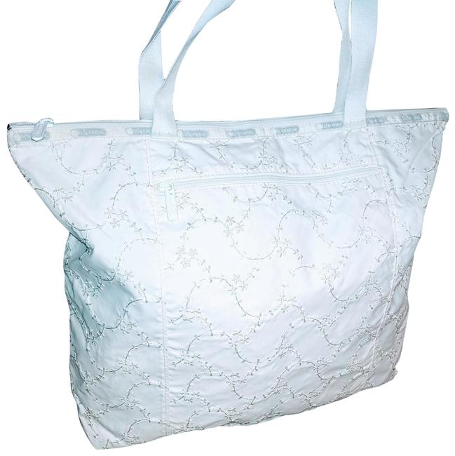 Item - New Without Tags Embroidered Canvas Tote