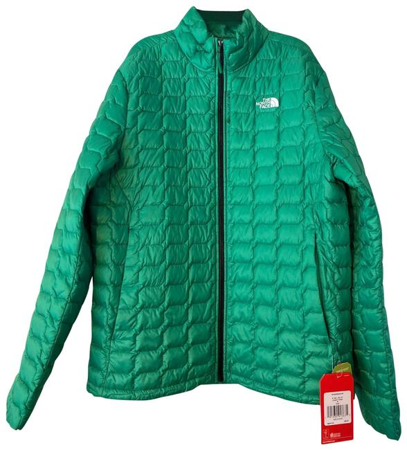 Item - Green New Men Thermal Ball Primary Jacket Size 8 (M)