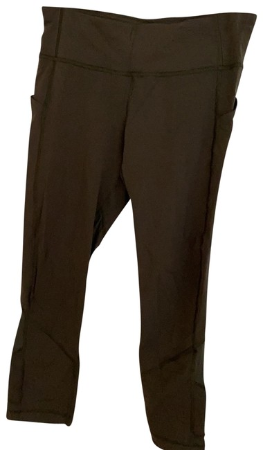 Item - Olive Pace Rival High Rise Activewear Bottoms Size 6 (S)