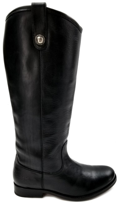 Frye Black Melissa Button Boots/Booties Size US 10 Regular (M, B) Frye Black Melissa Button Boots/Booties Size US 10 Regular (M, B) Image 1