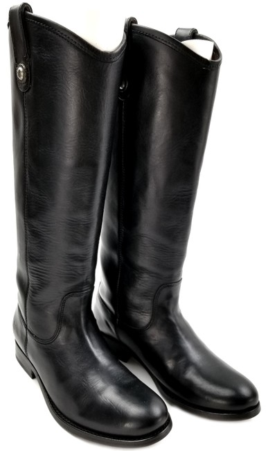 Frye Black Melissa Button Boots/Booties Size US 10 Regular (M, B) Frye Black Melissa Button Boots/Booties Size US 10 Regular (M, B) Image 2