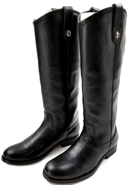 Frye Black Melissa Button Boots/Booties Size US 10 Regular (M, B) Frye Black Melissa Button Boots/Booties Size US 10 Regular (M, B) Image 3