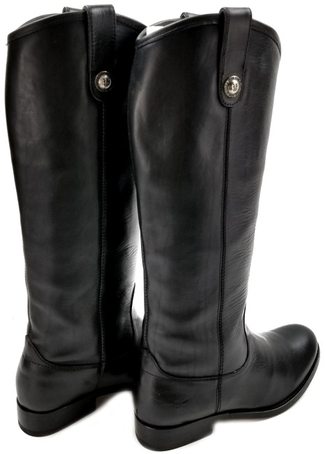 Frye Black Melissa Button Boots/Booties Size US 10 Regular (M, B) Frye Black Melissa Button Boots/Booties Size US 10 Regular (M, B) Image 4