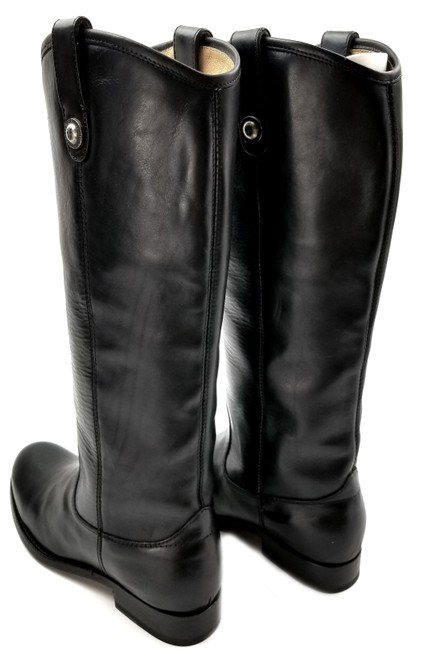 Frye Black Melissa Button Boots/Booties Size US 10 Regular (M, B) Frye Black Melissa Button Boots/Booties Size US 10 Regular (M, B) Image 5