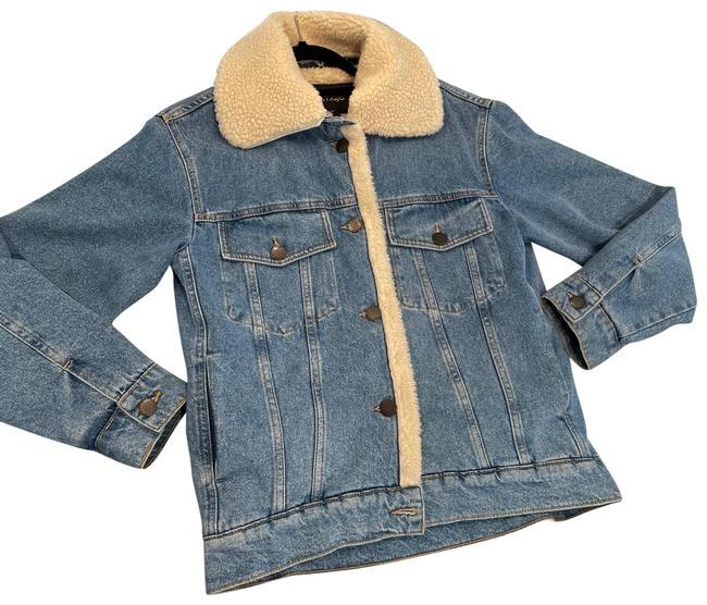 Item - Blue Jacket Size 8 (M)