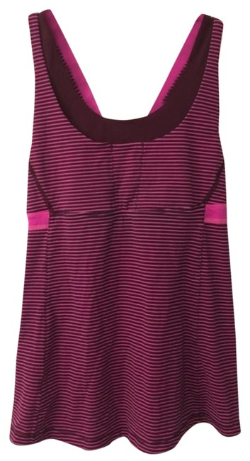 Item - Pink Tank Activewear Top Size 8 (M)